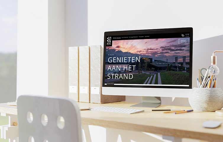 Beleef Nijstad website - WordPress, maatwerk