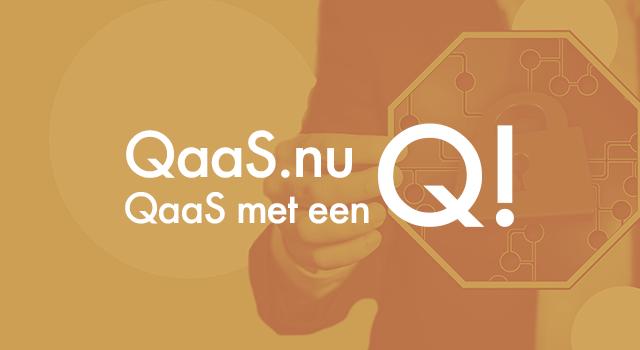 Qaas.nu - WordPress website